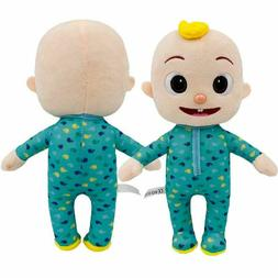 10'' Cocomelon JJ Plush Toy Boy Soft Stuffed Doll Educationa