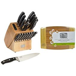Chicago Cutlery 1117756 18pc Insignia 2 Knife Set and 107456