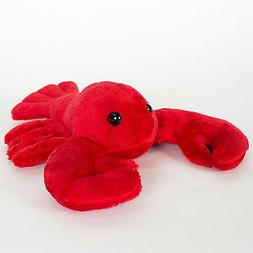 "Wishpets 12"" Baby Lobster Plush Stuffed Animal Toy"