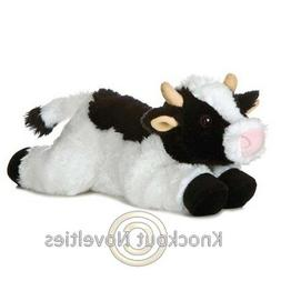 12 May Bell Cow Plush Stuffed Animal Toy