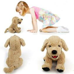 12''  Plush Dog Stuffed Animals Toys Puppy Small Doll for Ba
