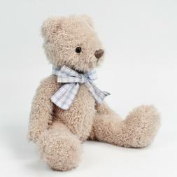 """12"""" Teddy Bear Brown Plush Doll Stuffed Animal Toy Birthday"""