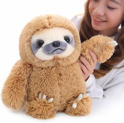 "15.7"" Sloth Stuffed Animal Plush Toy Soft Stuffed Doll Cute"