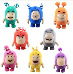 18cm 2020 new oddbods cartoon fuse jeff