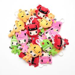 20 Pcs - Zoodorable - Kawaii Plush Toy - 5.5 in -   Party Fa