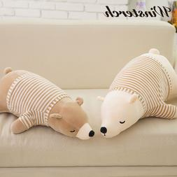 2017 New lovely Polar bear 1PC 35cm/50cm <font><b>plush</b><