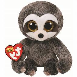 "TY Beanie Boos 6"" DANGLER the Sloth Plush Stuffed Animal Toy"