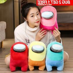20CM Among Us Plush Soft Stuffed Toys Doll Game Figure Plush