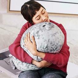 20cm chubby blob seal plush pillow animal