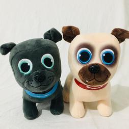 20cm Puppy Dog Pals Bingo and Rolly Dog <font><b>Stuffed</b>