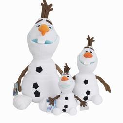 23cm/30cm/50cm Snowman Olaf <font><b>Plush</b></font> <font>