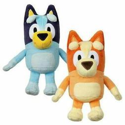 28cm Bluey Bandit Chili heeler Bluey Bingo The Dog Plush Toy