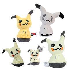 4 Style Pokemon Mimikyu Stuffed Animals Plush Toys