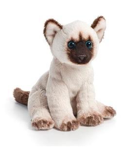Nat & Jules 5.5 in. Himalayan Beanie Cat from Demdaco Art Cr