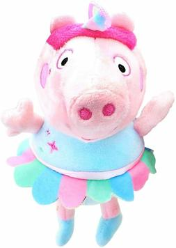 "Peppa Pig 6.5"" Plush Toy Stuffed Doll"