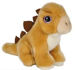 """7"""" Stegosaurus Dinosaur Plush Stuffed Animal Jurassic Soft B"""