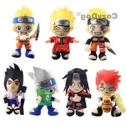"8""20cm Cartoon Naruto <font><b>plush</b></font> <font><b>toy"