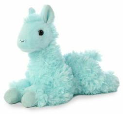 "Aurora World 8"" Mini Flopsie Plush Toy, Llama"