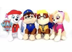 8 paw patrol plush stuffed animal toy