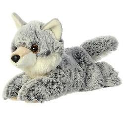 """8"""" Aurora World Mini Flopsie Plush - Winter Wolf"""