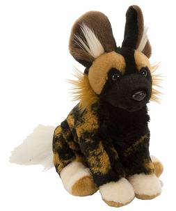 African Wild Dog by Wild Republic Plush Stuffed Animal toy 1
