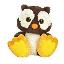 "Aurora World Taddle Toes Winks Owl Plush, 10"" Tall"