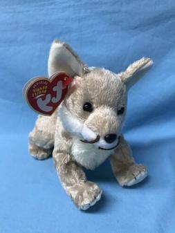 Beanie Babies-Slick the Fox