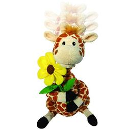 Cuddle Barn Gerry The Giraffe Animated Singing Musical Plush