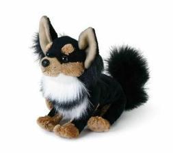 "DEMDACO Long-Haired Chihuahua 10"" Long"