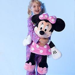 Disney Store Large/Jumbo 27 Minnie Mouse Plush Toy Stuffed C