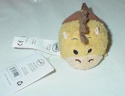 """Disney Tsum Tsum Bullseye Plush Toy Story 3.5"""" New"""