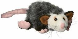 Fiesta Toys Plush Opossum Possum Plush Stuffed Animal Toy by