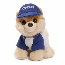 GUND Itty Bitty Boo #031 Baseball Dog Stuffed Animal Plush,