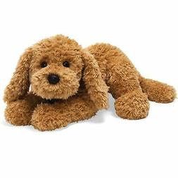 "GUND Muttsy Dog Stuffed Animal Plush, Beige, 14"""