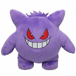 "Gengar 6"" Pokemon Pocket Monster Plush Toy Soft Animal Stuff"