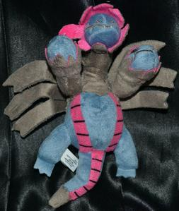 Hydreigon # 635 Pokemon Plush Dolls Toys Stuffed Animals 201