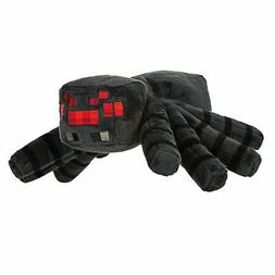 JINX Minecraft Spider Plush Stuffed Toy  with Display Box