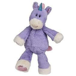 Mary Meyer Marshmallow Zoo Unicorn Soft Toy, 13-Inch