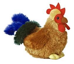 "Mini Flopsie Cocky Rooster 6"" by Aurora"