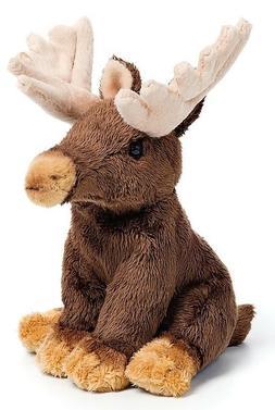 Moose Beanbag Plush Stuffed Animal Toy Nat and Jules Animalc