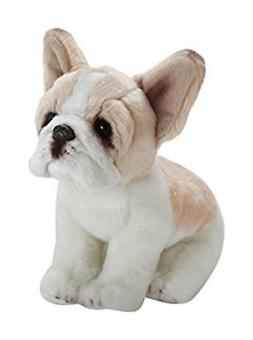 "Nat and Jules French Bulldog Plush Toy 9"" H"