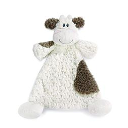 Nat and Jules Rattle Blankie, Moozer Cow
