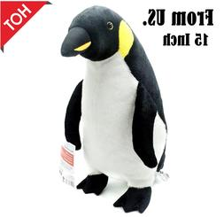 Penguin Plush Stuffed Animal Soft Toy Cute Doll Pillow Cushi