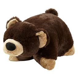 "Pillow Pets Signature, Mr. Bear, 18"" Stuffed Animal Plush To"