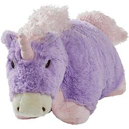 "Pillow Pets Signature Magical Unicorn, 18"" Stuffed Animal Pl"