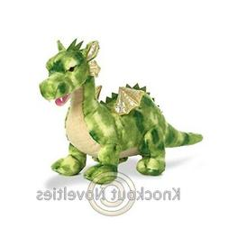 "Plush - Dragon - Vollenth The Green - 18"" Stuffed Animal Toy"