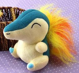 "Pokemon Cyndaquil Plush Stuffed Animal Toy 6"" US Seller"