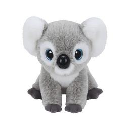 Ty Kookoo Koala Plush, Grey, Regular