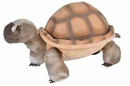 "Wild Republic Desert Tortoise Plush Toy 12.5"" L"
