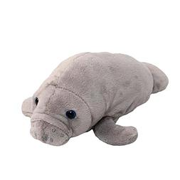 "Wishpets 10.5"" Grey Manatee Plush"